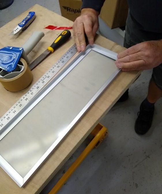 Jet Ski Battery Module Construction