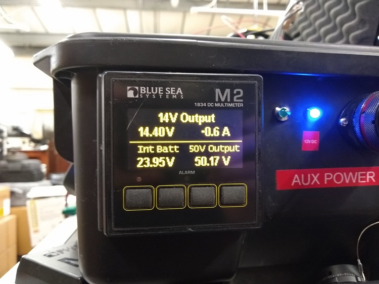 AUX Power Supply Units